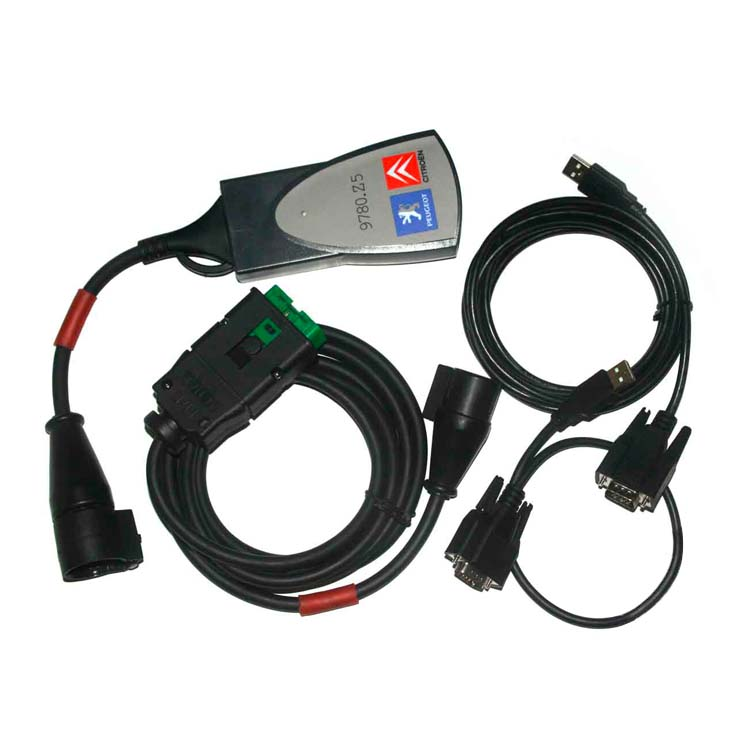 Citron Peugeot 2in1 Diagnostic System Psa Xs Evolution