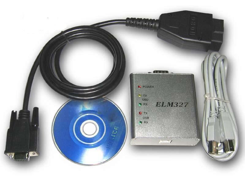 Адаптер ELM327 USB Standart 15 на русском языке
