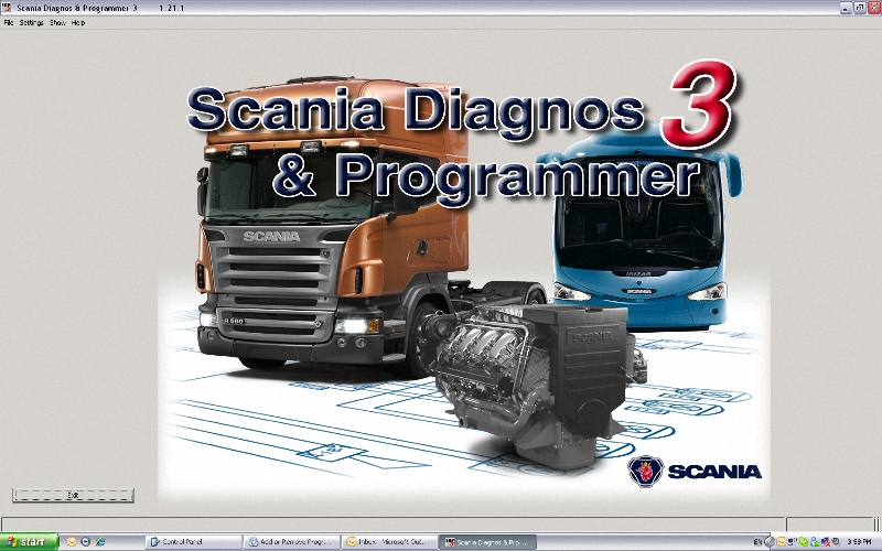 scania sw screenshot