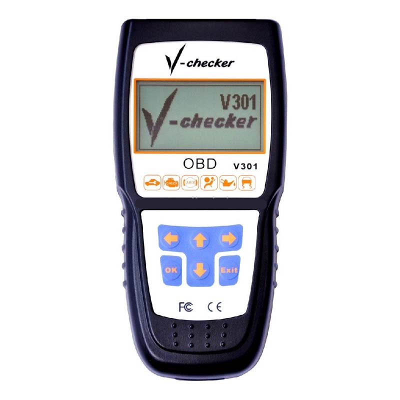 v-checker obdii v301